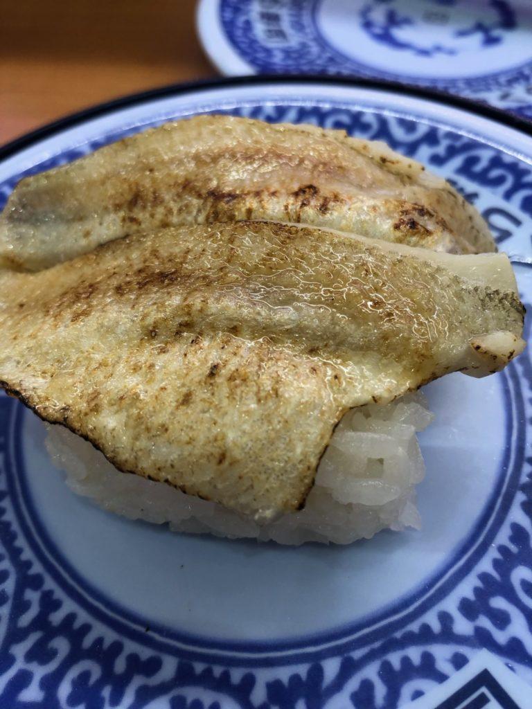 くら寿司の炙りのどぐろ