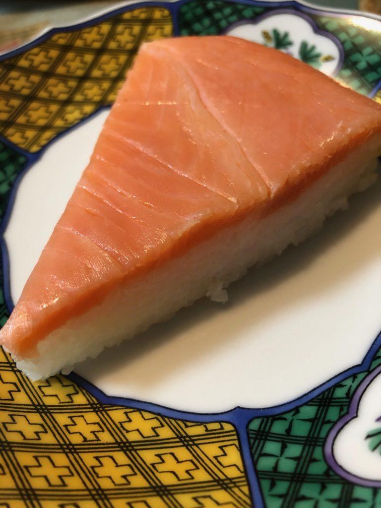 富山吉田屋の鱒寿司