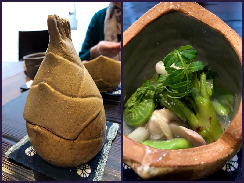 和の食いがらし_山菜の煮浸し