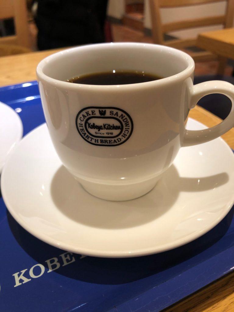 神戸屋キッチン_コーヒー