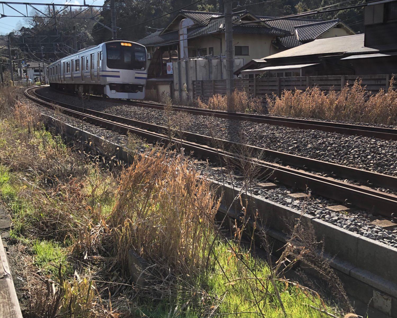 北鎌倉_横須賀線