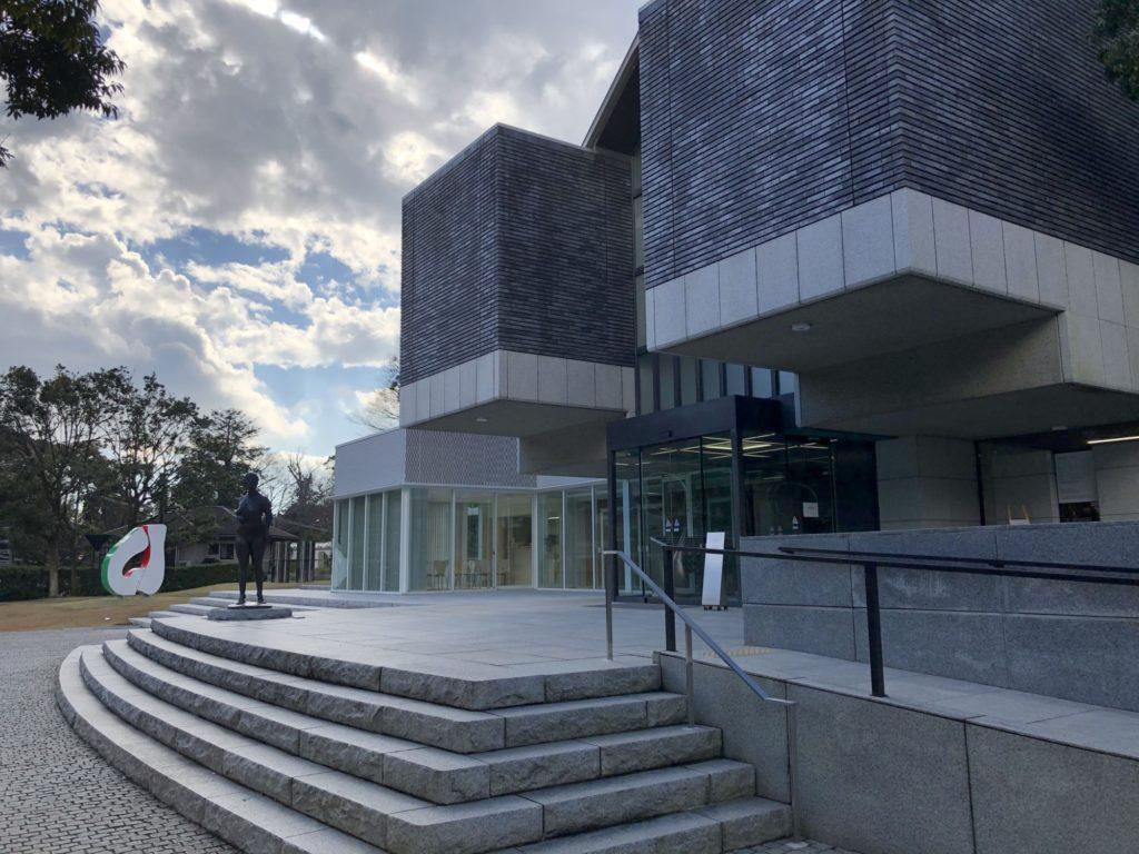 神奈川県立近代美術館・鎌倉別館