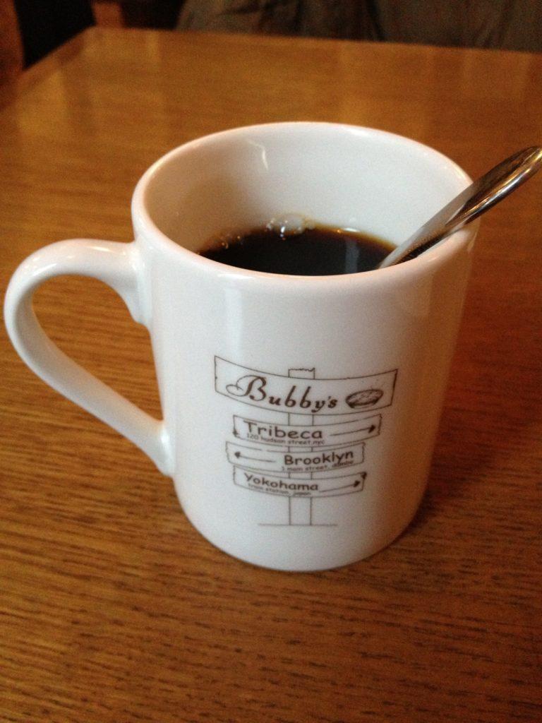bubby'sコーヒー